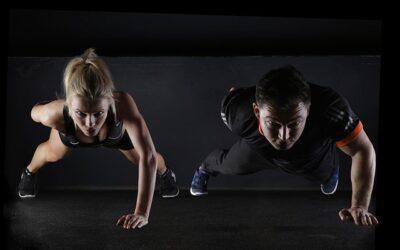 Mer livsglädje med träning och fitness